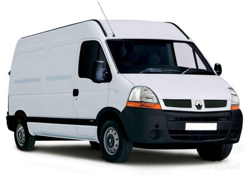 Dostawcze Renault Master 2009