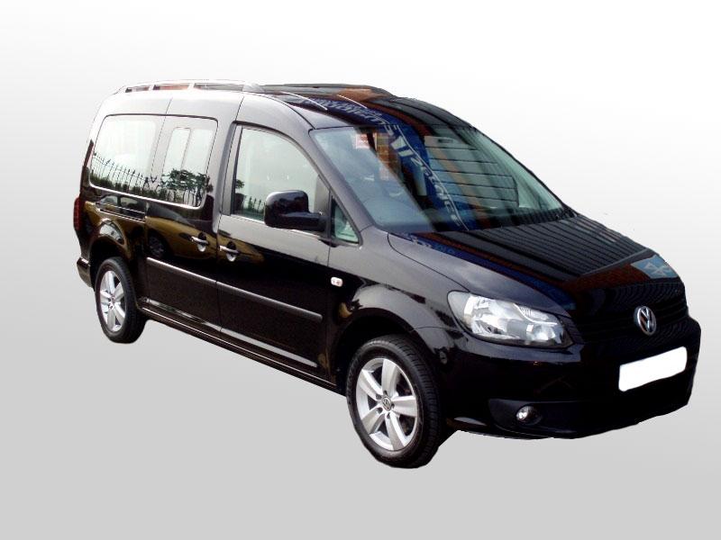 Dostawcze VW Caddy 2007
